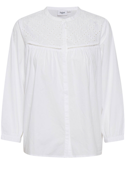 Saint Tropez Bluse - GleniaSZ Shirt, Bright White