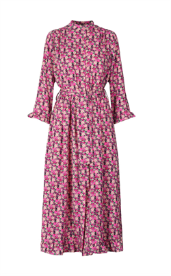 Lollys Laundry Kjole - Harper Dress, Pink