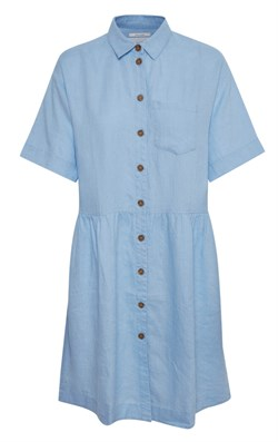 Part Two Kjole - HatlaPW Dress, Vista Blue