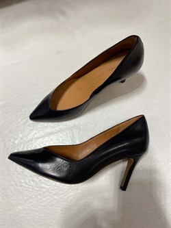 Anonymous Copenhagen Pumps - TRINI 80, Black