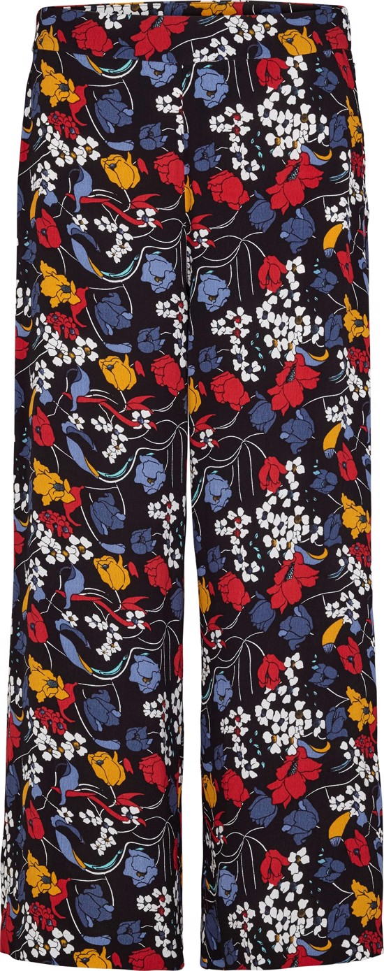 Just Female Bukser - Ines trousers, Flower party