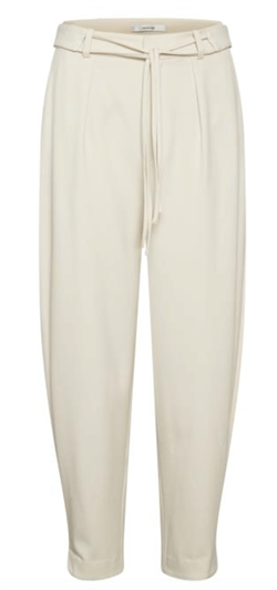 Gestuz Bukser - KlaraGZ HW pants, Moonbeam
