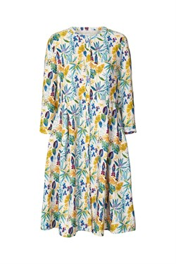Lollys Laundry Kjole - Kylie Dress, Flower Print