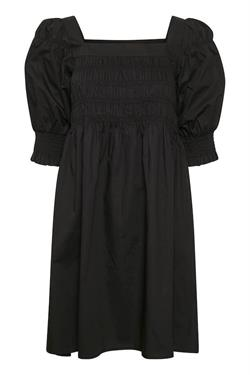 Gestuz Kjole - LenaGZ Dress, Black