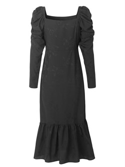 cras kjole - Lisecras Dress, Black