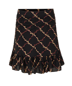 Second female Nederdel - Louis Skirt, Caviar