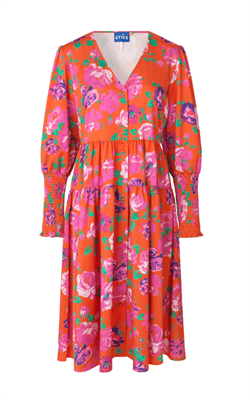 Crās Kjole - Millacras dress, Flower Jam