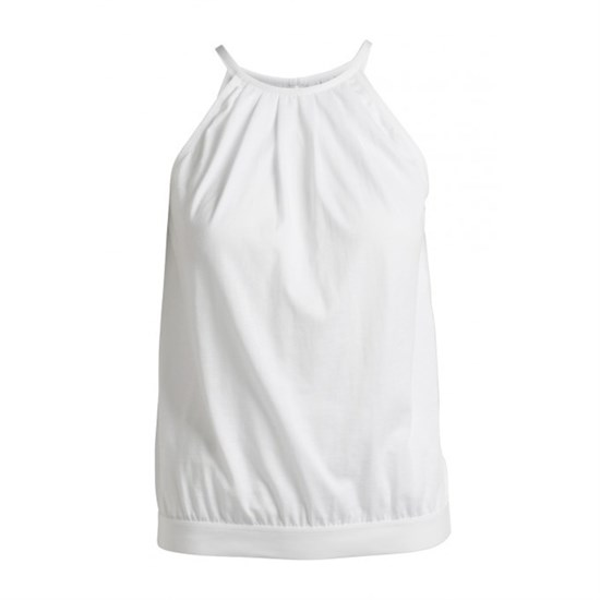 Moshi Moshi Mind - Robyn Top, White
