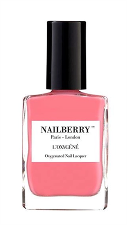 NAILBERRY Neglelak - Nailpolish L´OXYGÉNÉ, Bubble Gum