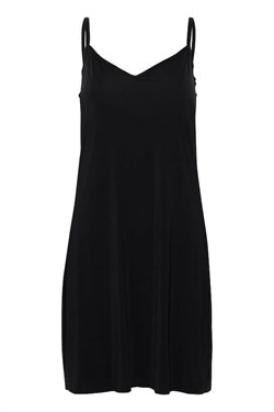 Saint Tropez Strop kjole - NenaSZ Strap Dress, Black