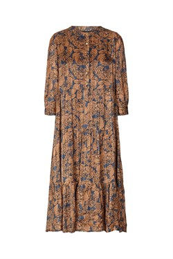 Lollys Laundry Kjole - Olivia Dress, Flower Print