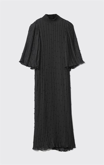 Rodebjer Kjole - Damia Pearl Dress, Black