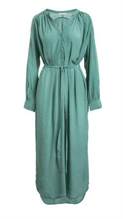 Rabens Saloner Kjole - Penny Twilight Shirt Dress, Mint Green