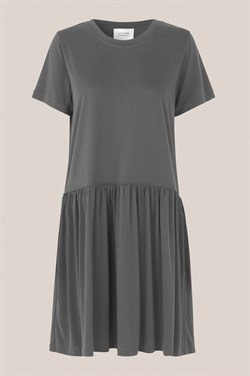 Second Female Kjole - Rayes Tee dress, Ebony