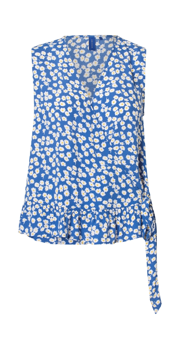 Résumé Bluse - Gro Top, Crown Blue