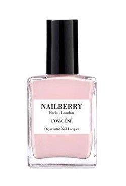 NAILBERRY Neglelak - Nailpolish L´OXYGÉNÉ, Rose Blossom