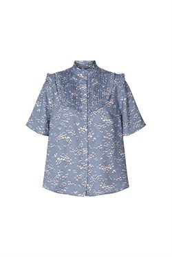 Lollys Laundry Bluse - Maria Top, Flower Print