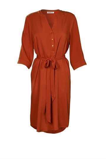 Hugs & Dreams Kjole - Smilla dress, Rust