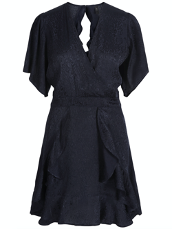 YAS Kjole -Danu SS Dress, Night Sky