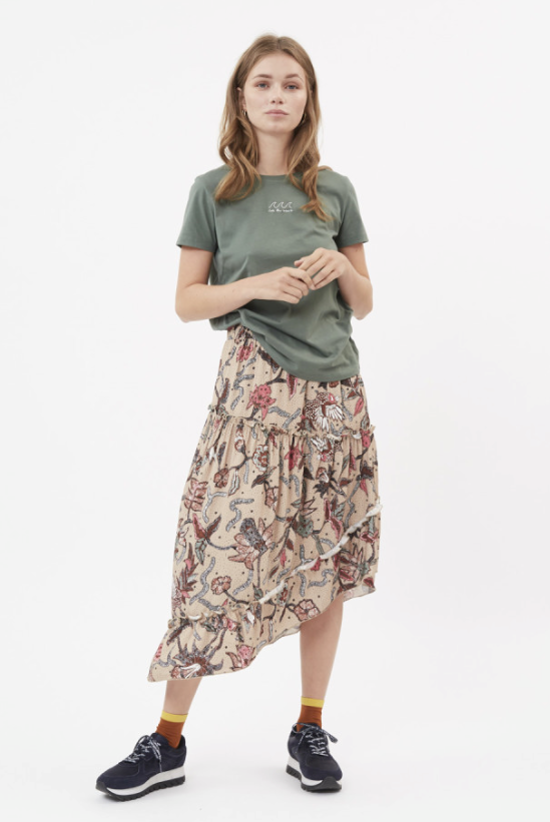 Moves by Minimum nederdel,  Akia Skirt -Bone
