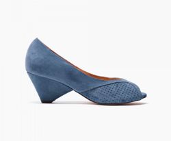 AA Copenhagen Stiletter - Tiffany Pumps, Blue Jeans