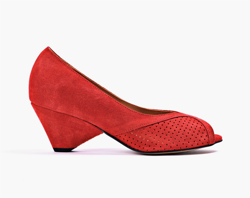 Anonymous Copenhagen Pumps - Tiffany Pumps, Red Lollipop