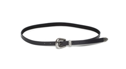 B-Low The Belt Bælte - Baby Frank Belt, Black / Silver