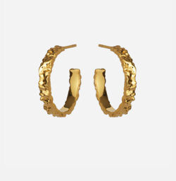 Maanesten Øreringe - Ayo Big Earrings, Gold