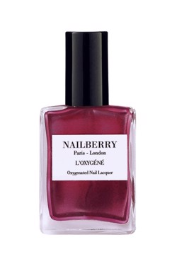 NAILBERRY Neglelak - Nailpolish L´OXYGÉNÉ, Mystique Red