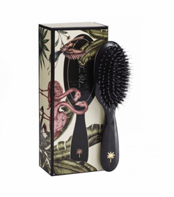 Fan Palm Hårbørste - Hair Brush Small, Stardust