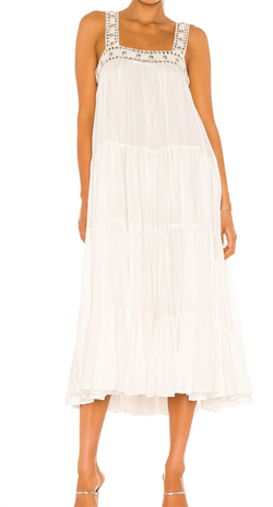 Mes Demoiselles Kjole - Kiss Dress, Ivory