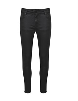 Denim Hunter Jeans -DHShane High Custom, black