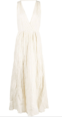 Mes Demoiselles Kjole - Cleopatre Dress, Ivory