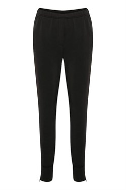 Denim Hunter Bukser - The Sweat Pant, Black