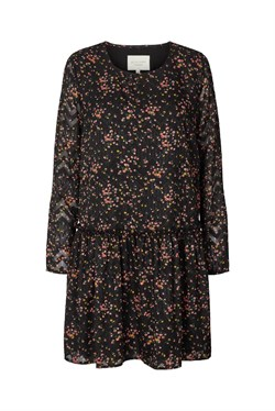 Lollys Laundry Kjole - Gili Dress, 74 Flower Print