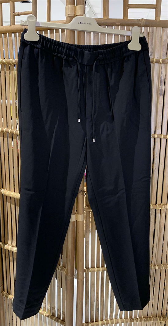 Part Two bukser - VoxIW Pull-On Pant, Black