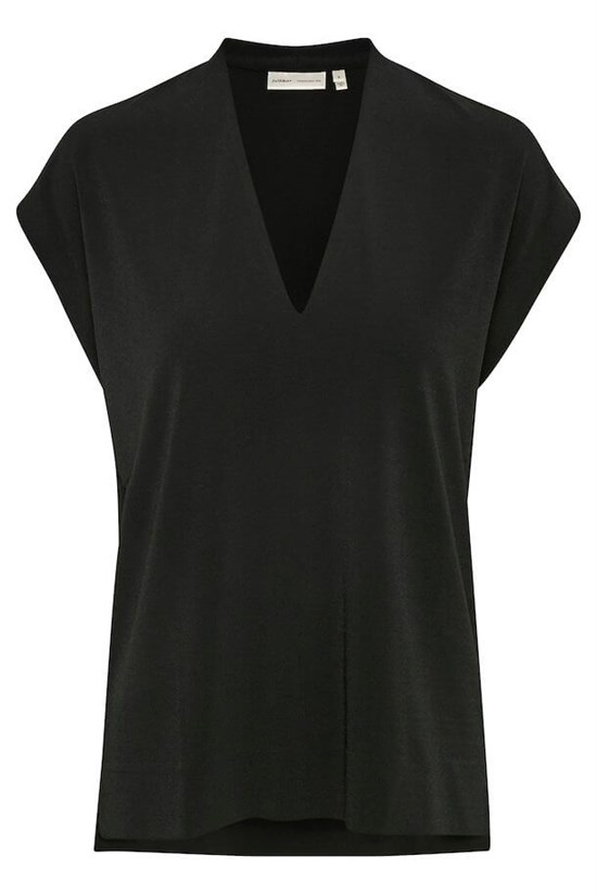 InWear Top - Yamini Top, Black