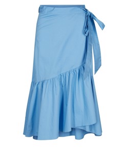 Moves By Minimum Nederdel - Alora skirt, Alaskan Blue