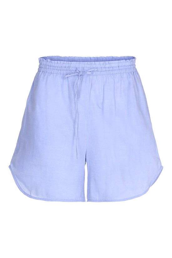 Moshi Moshi Mind Shorts - Beam Shorts Chambray, Light Blue