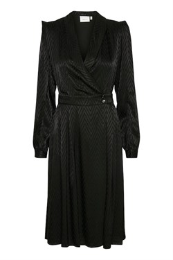 Gestuz Kjole - LynnGZ Dress, Black