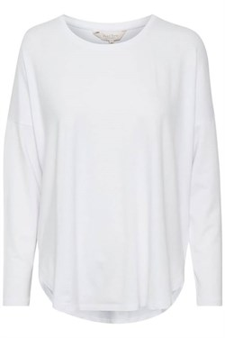 Part Two Top - FalaPW TS, Bright White