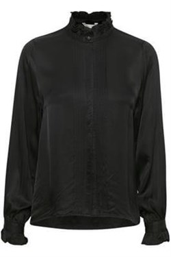 Part Two Bluse - FeridaPW Shirt, Black