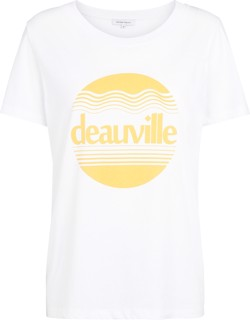 Second Female T-shirt - Deauville Tee, White