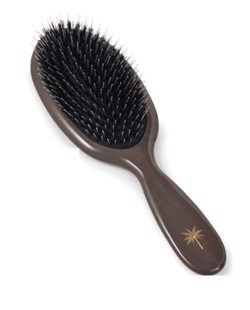 Fan Palm Hårbørste - Hair Brush Medium, Mink