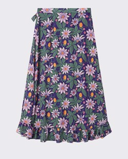 Moves By Minimum Nederdel - Florina Skirt, Royal Purple
