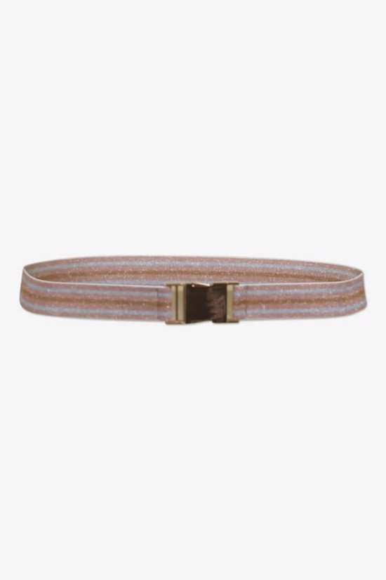 Baum und Pferdgarten bælte - Lilia Belt, Brown Cream Rose