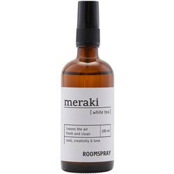 Meraki - Roomspray, White tea, 100 ML