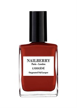 NAILBERRY Neglelak - Nailpolish L´OXYGÉNÉ, HARMONY - Rusty Red