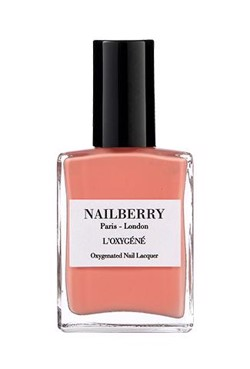 NAILBERRY Neglelak - Nailpolish L«OXYGƒNƒ, Peony Blush