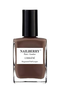 NAILBERRY Neglelak - Nailpolish L´OXYGÉNÉ, Taupe La